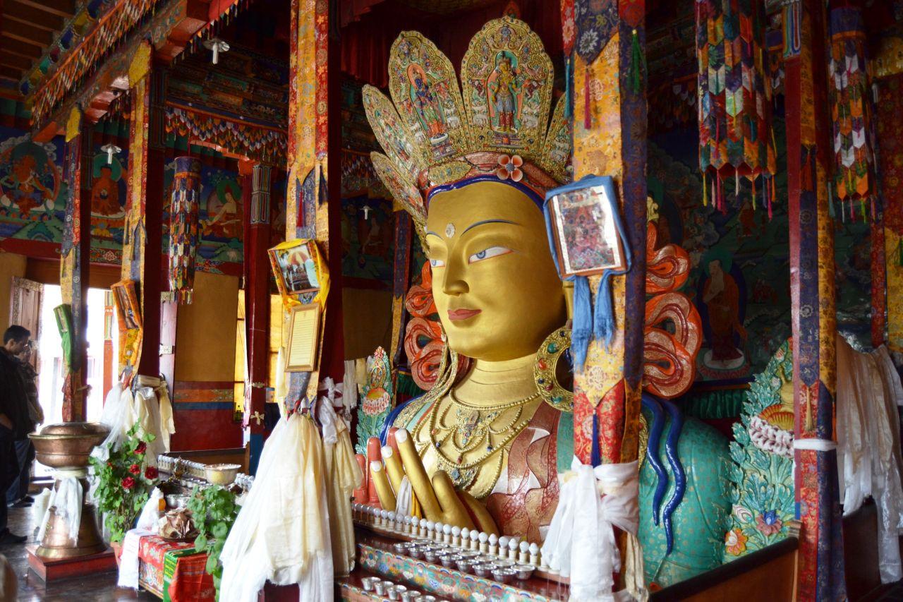 buddha_thikseMonastery