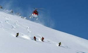 Heli Skiing in Jammu and Kashmir