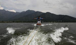 Water Skiing in Jammu and Kashmir