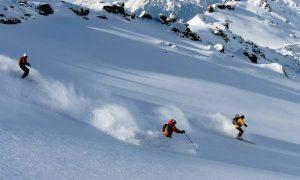 Skiing in Jammu and Kashmir