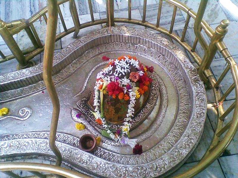 Aap Shambhu Temple Jammu
