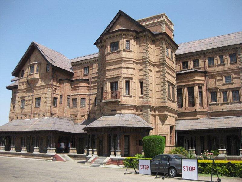 Amar Mahal Museum, Jammu