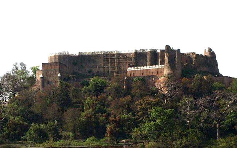 Bhim Garh Fort Reasi