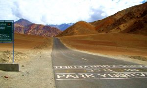 MAGNETIC HILL- LEH