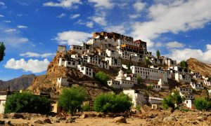 MONASTERIES IN LADAKH