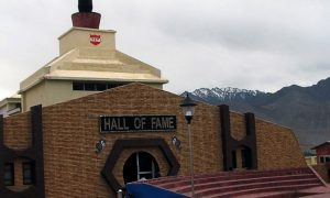 HALL OF FAME MUSEUM- LEH