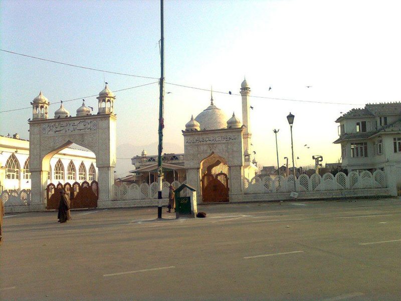 Hazrat Bal Shrine