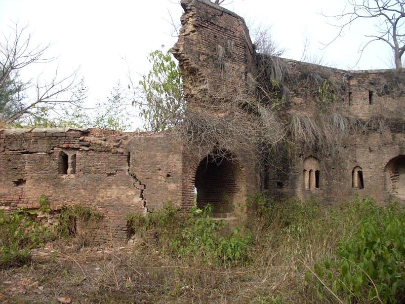 Hiranagar Fort