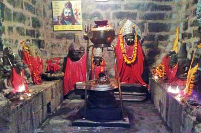 Mahabilvakeshwar Temple Billawar