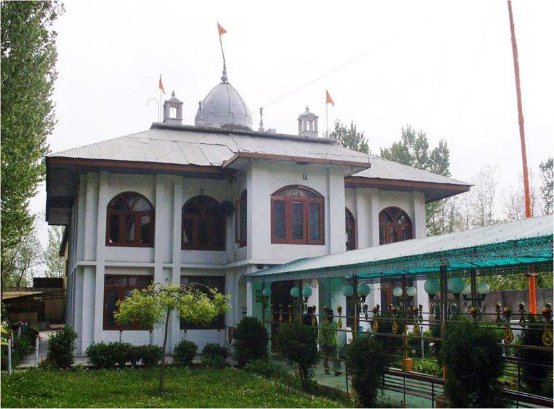 Nanak Gurudwara Avantipura