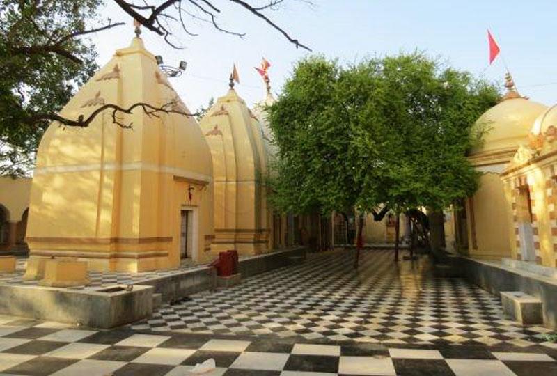 Panchbakhtar Temple Jammu