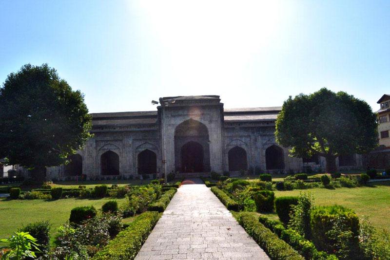 Pathar Masjid Srinagar