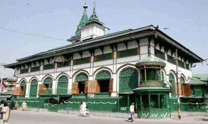 SHRINE OF PEER DASTAGIR- SRINAGAR