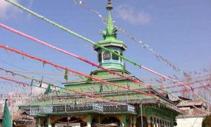 TOMB OF BABA HYDER RESHI- KASHMIR