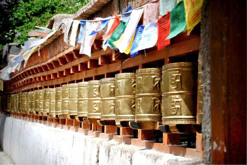 Alchi-Prayer-Wheels