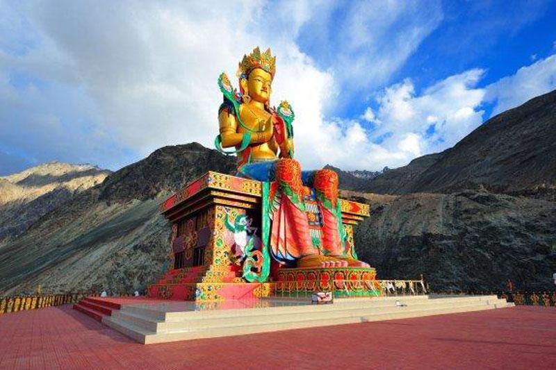 Diskit & Hundur Gompa Ladakh