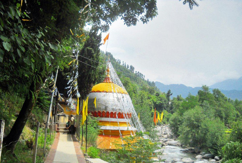 Guptganga Temple Bhaderwah