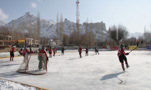 Ice Hockey in Jammu and Kashmir