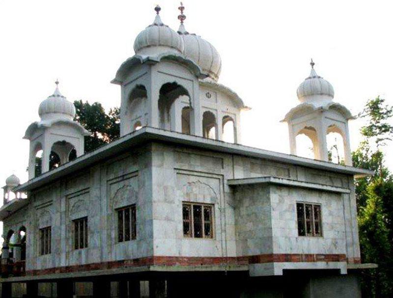 Gurdwara-Guru-Nanak-Dev