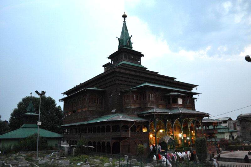 khanaqah Shah Hamdan Mosque