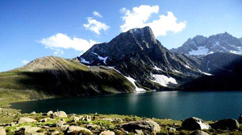 Kishansar Lake