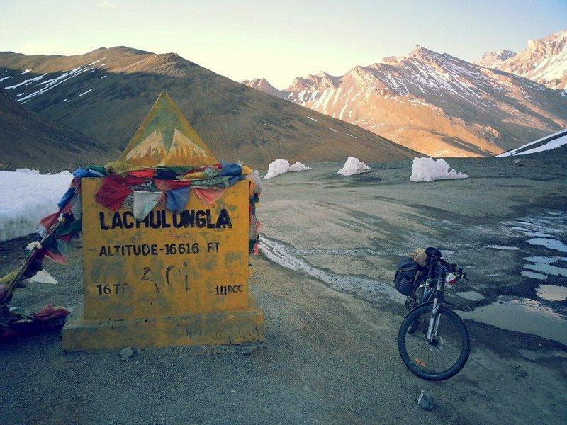 Lungalacha La LADAKH