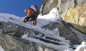 Mountaineering in Jammu and Kashmir