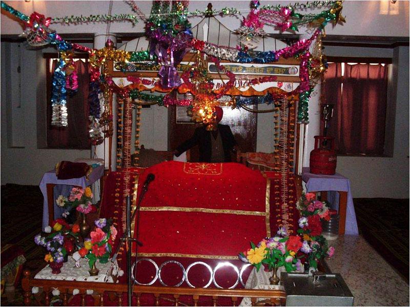 Nanak Avantipura Gurudwara