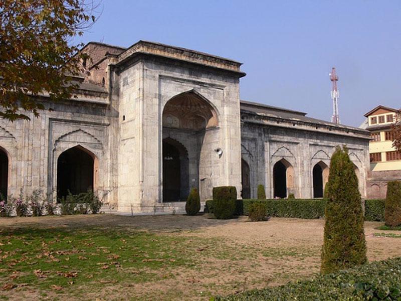 Pathar Masjid Srinagar Kashmir