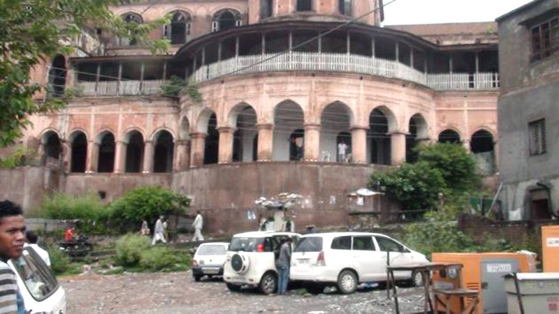 poonch fort