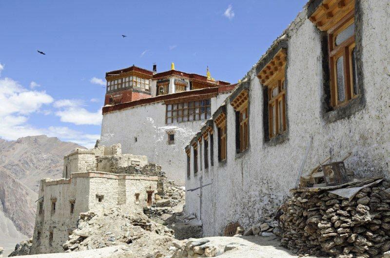 Stongdey Monastery Zanskar