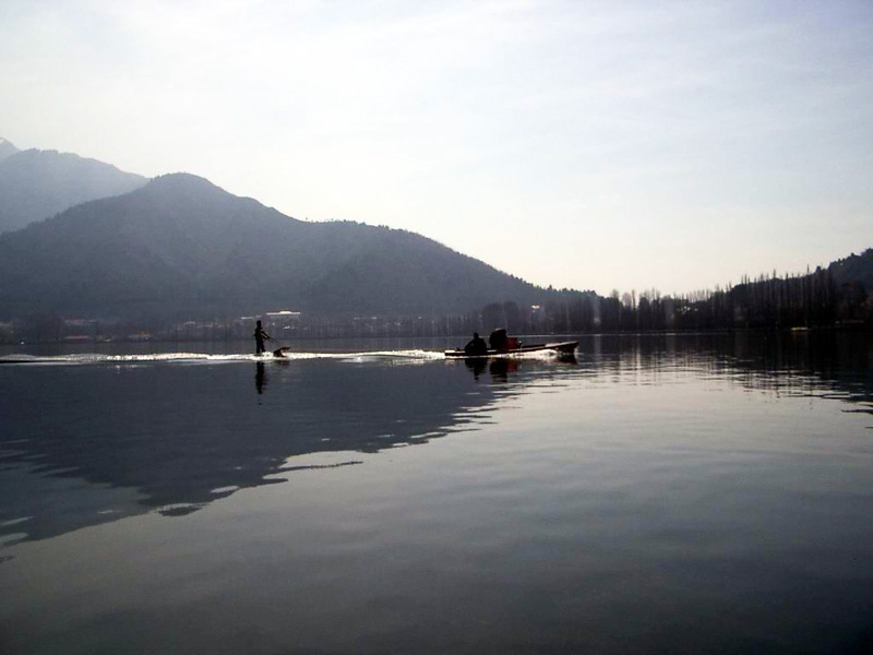 Water Skiing Srinagar