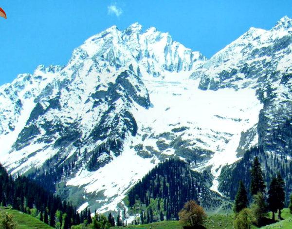 Latest Photographs from Kashmir