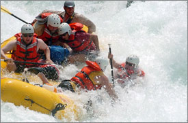 sonamrg-white-water-rafting