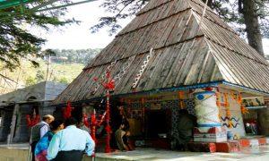 Naag Temple (Patnitop)