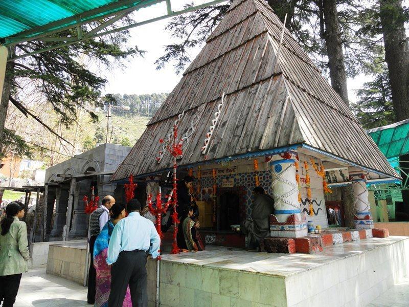 Nag Temple Patnitop
