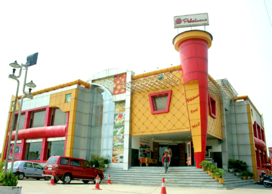 Pahalwan food mall
