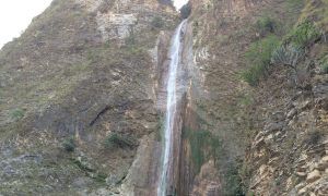 SIAR BABA TEMPLE WATERFALL