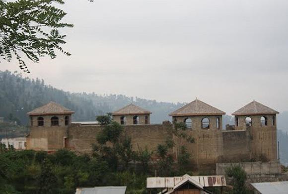 Bhaderwah-Fort-Bhaderwah
