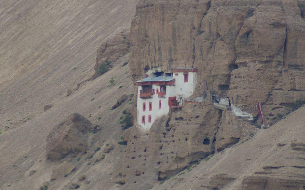 Shergol-Monaestry-Kargil