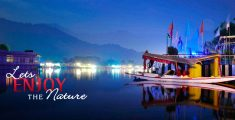 DAL LAKE- SRINAGAR