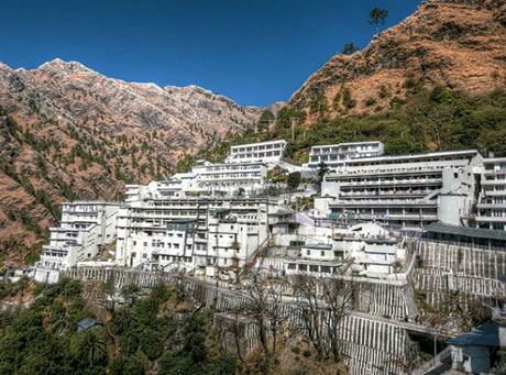 Mata Vaishnodevi Volvo Tour Package