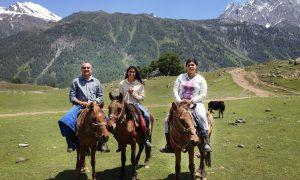Story Kashmir Trip June