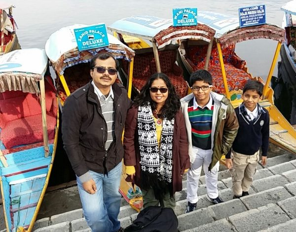 Splendid Kashmir Trip with Surprise on Every Step