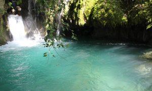 Baba Dhansar Waterfall – (Sheshnag Temple and Pond)